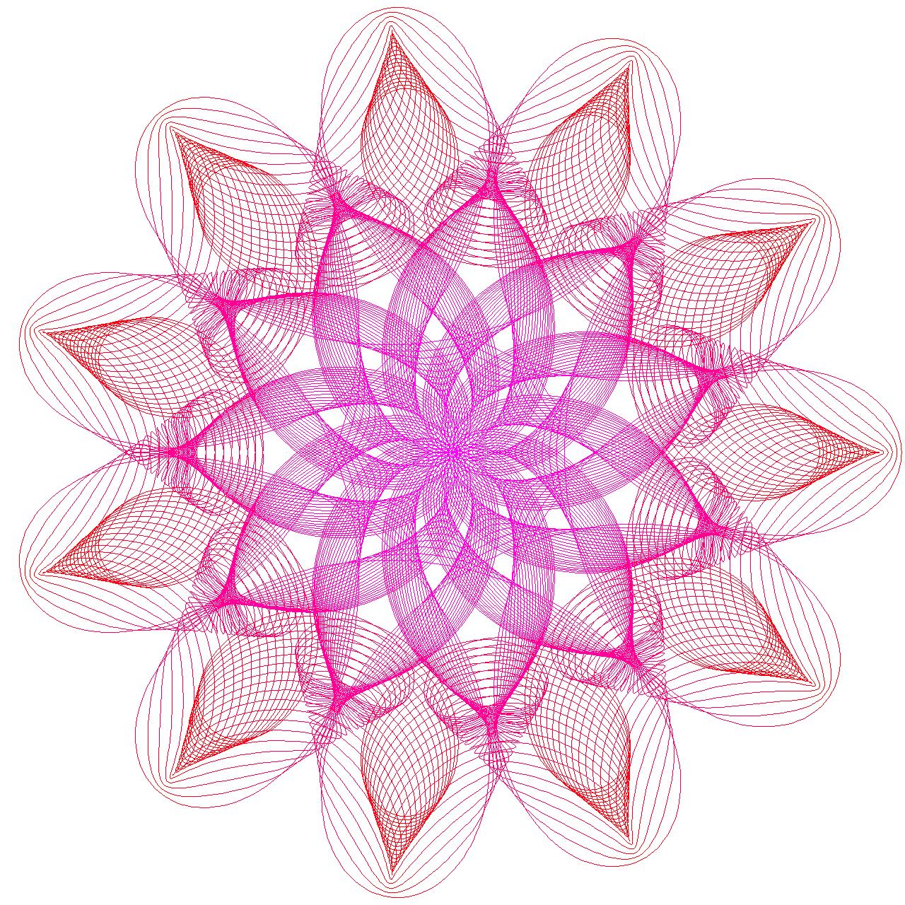 Spirograph Patterns